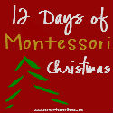 Thumbnail image for 12 Days of Montessori Christmas {Coming Soon!}