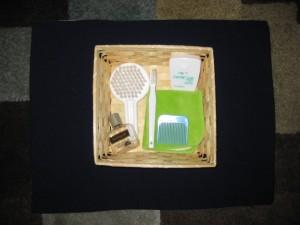 Treasure Basket: Tolietries Edition