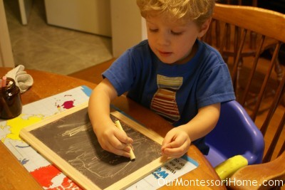 Pincer Grasp Writing His Pincer Grasp And The
