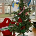 Thumbnail image for Montessori Christmas: Crushing Paper & Decorating a Tree {day 2}