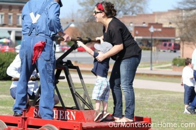 Montessori family environment