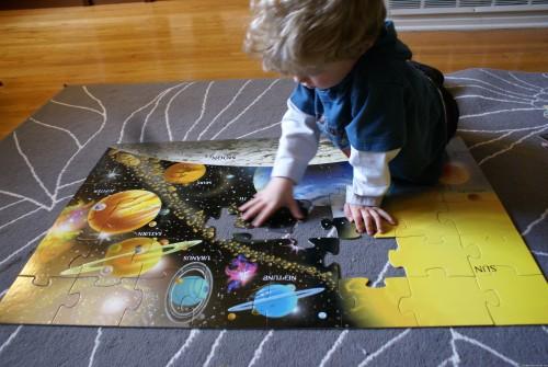 Theme Unit: Solar System