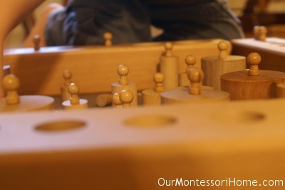 Starting Montessori at Home