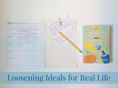 Loosening Ideals for Real Life