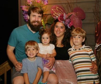 Midsummer Family Photo