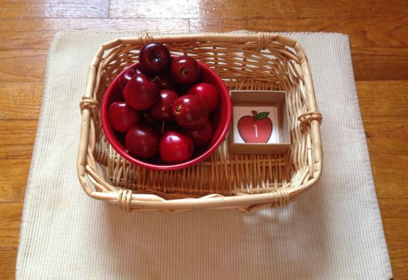 Montessori Apple Themed Activities
