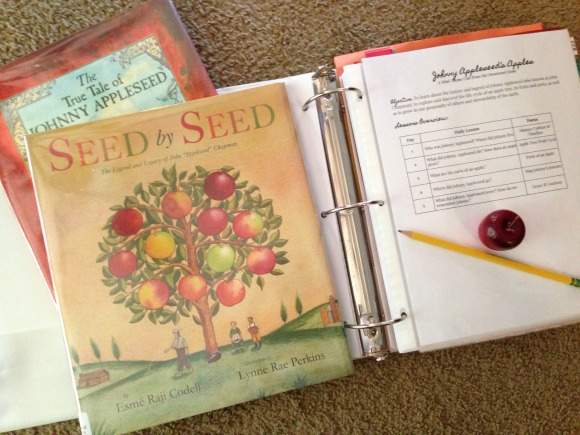 Johnny Appleseed Theme Unit