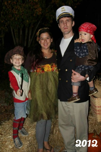 Our Non-Traditional Halloween - Doing What Works for Your Family in Your Season