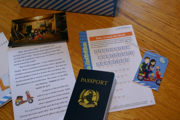 Little Passports Review - What you need to know for your little travelers!
