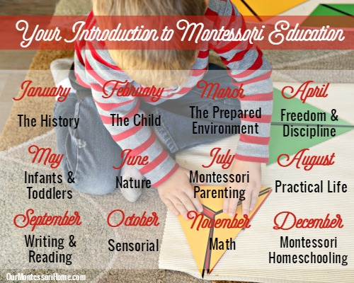 Montessori 101 - Your Introduction to Montessori Education