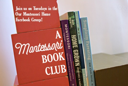 A Montessori Book Club - Join the OMH Book Club starting February 17th!