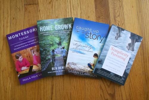Our Montessori Home Book Club - Starting February 17th with Montessori Today!