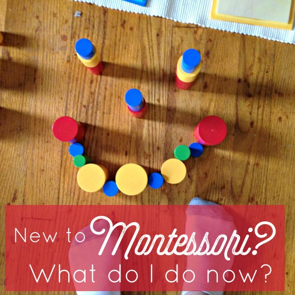 New to Montessori