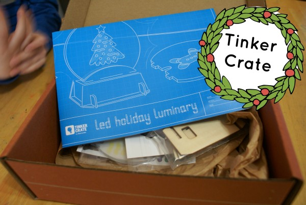 Holiday Crafts from Tinker Crate